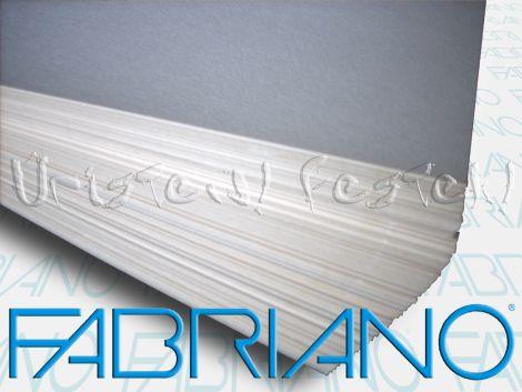 Rajzpapír - Fabriano ACCADEMIA grafithoz, pasztellhez, szénhez - fehér - KÜLÖNBÖZŐ MÉRETBEN ÉS VASTAGSÁGBAN!