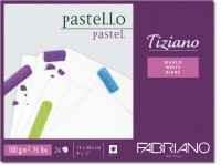 Pasztelltömb Fabriano Tiziano 23 x 30 cm fehér