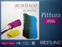 Acrylic Block - FABRIANO PITTURA