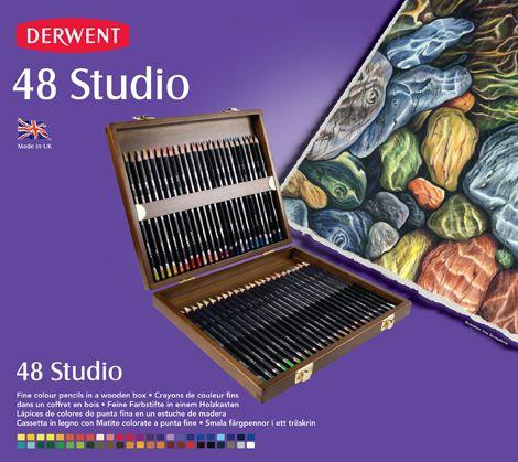 Colour Pencils - Derwent Artists