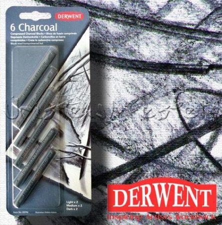 Préselt szénkészlet - Derwent