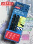 Filckészlet - Derwent Blender Pens - összemosó színes és grafit ceruzához