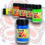 Textile Paint - Marbu - 15 ml - dark violet 051