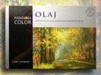 Olajfesték- Pannoncolor Komplett Művészfesték készlet kiegészítőkkel