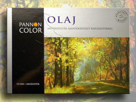 Oil Painting Set Panno'oil