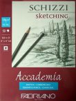 Sketch pads, 120g, 50sheets Fabriano Accademia