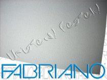 Akrilfestő karton - Fabriano Pitturakarton - fehér; 400gr, 70x100cm