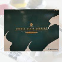 Akrilfesték készlet 24 szín - Turner Acryl Gouache G 24x11ml