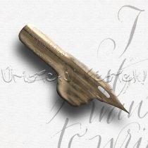 Nib, William Mitchell, chopped - drawing, calligraphy