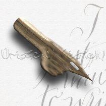 Tollhegy, William Mitchell tustollhoz, vágott - rajzhoz, kalligráfiához