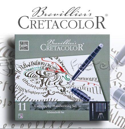 Kalligráfia tollkészlet – Cretacolor Handwriting Set