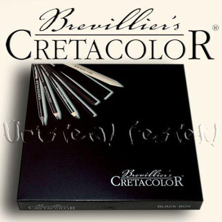 Grafikai készlet - Cretacolor Black Box set