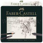 Grafikai készlet - Faber-Castell Pitt Graphite Set 19pcs