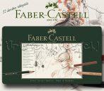 Grafikai készlet - Faber-Castell Pitt Monochrome Set 33pcs