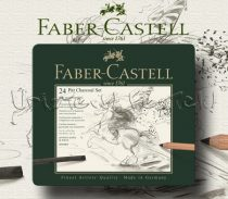 Grafikai készlet - Faber-Castell Pitt Monochrome Set - Grafikai válogatás
