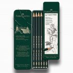 Grafitceruza készlet - Faber-Castell 9000 Art Set Tin 6pcs