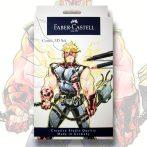 Rajzkészlet képregényhez - Faber-Castell Comic 3D Set