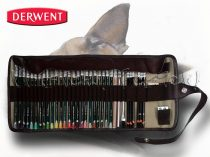 Ceruzakészlet – Derwent Artists EXTRA feltekerhető ceruzatartóban