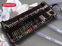 Ceruzakészlet – Derwent Studio EXTRA feltekerhető ceruzatartóban - 36