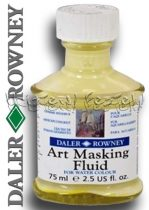 Masking Fluid - Daler-Rowney