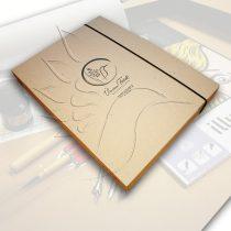 Ink Csomag - Kalligráfia & Tusrajz készlet