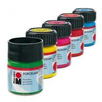 Marabu Porcelánfesték különböző színekben 15ml