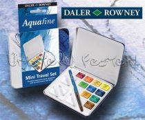 Watercolor set - 12x2 ml metal box