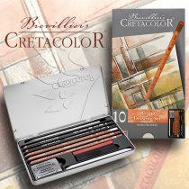 Grafikai készlet - Cretacolor Artino Drawing Set - 10db