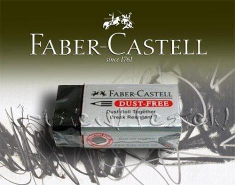 Factis Black - black graphite eraser