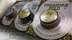 Képkeretjavító festék - Treasure Gold aranyozó paszta 25gr