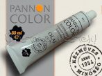 Olajfesték - Pannoncolor Művészfesték – kiszerelés: 80ml - TITÁNFEHÉR