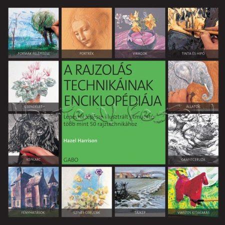 A rajzolás technikáinak enciklopédiája