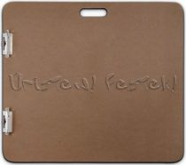 Drawing Board B2, 61cm x 78cm x 3mm - on it clipses