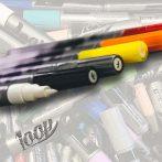 Dekorfilc - Loop Marker 1mm - Black