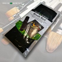 Foam Brush with wooden handle