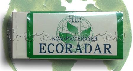 Radír - ECORADAR Non PVC Eraser