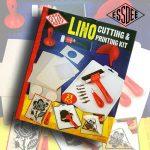 Művészlinó készlet - ESSDEE LINO CUTTING & PRINTING KIT