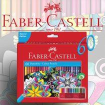 Színesceruza készlet - Faber-Castell Colour Pencil 60