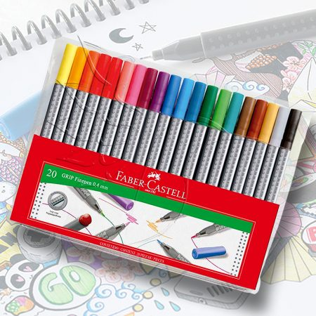 Faber-Castell Connector Pens 60
