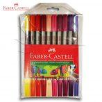 Filctollkészlet - Faber-Castell Double-ended Felt Tip Pens Set