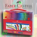 Filctollkészlet - Faber-Castell Connector Pens 60