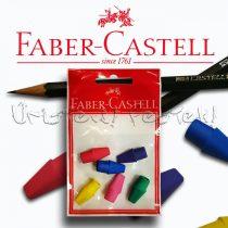 Kupakradír - Faber-Castell Eraser Cup PVC-FREE - 6db/csomag