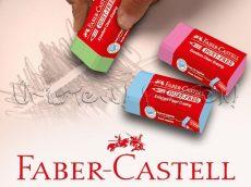Radír - Faber-Castell Dust Free - SZINES