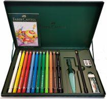 Watercolor Pencil - Faber-Castell 12 Albrecht Dürer Magnus Watercolour Pencils