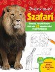 Szafari - Elizabeth T. Gilbert - Robbin Cuddy - Tanuljunk rajzolni sorozat