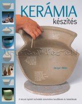 Könyv - Jacqui Atkin: Kerámia készítés - Gabo könyvkiadó