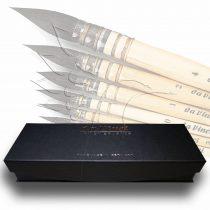 Ecsetkészlet - Da Vinci Petit Gris Pur Gift box 6pcs