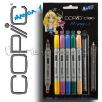 Copic Ciao 5+1 set - II.
