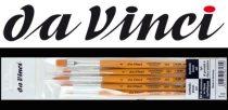 Da Vinci Universal Brush Set - 5 pcs