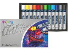 Olajpasztell készlet - Colorino Fine Arts Oil Pastels